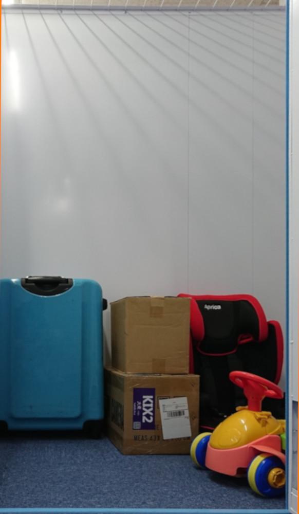 トランクルーム収納イメージ